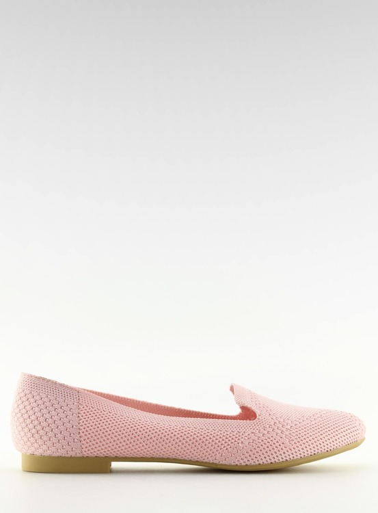 Baleriny lordsy różowe 6080 PINK