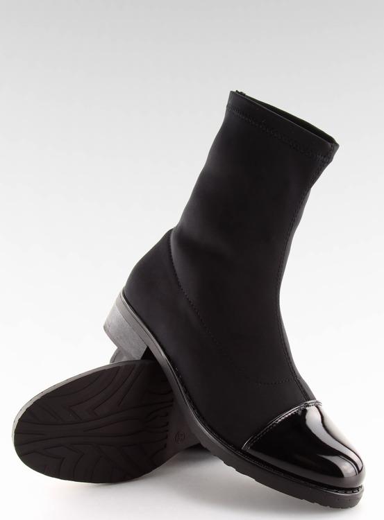 Botki elastyczne czarne NC780 BLACK