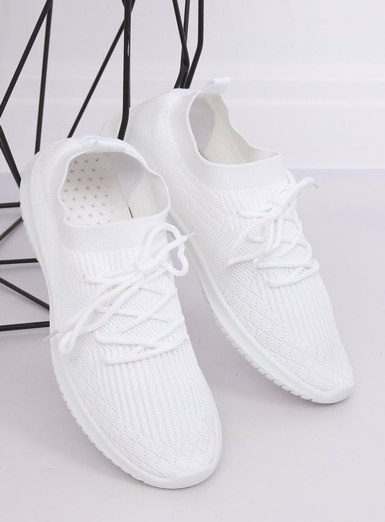 Buty sportowe białe 7753-Y WHITE