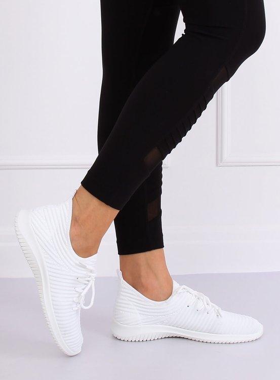 Buty sportowe białe 7759-Y WHITE