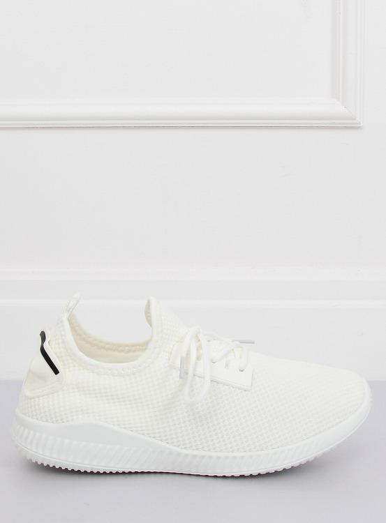 Buty sportowe białe 7762-Y WHITE