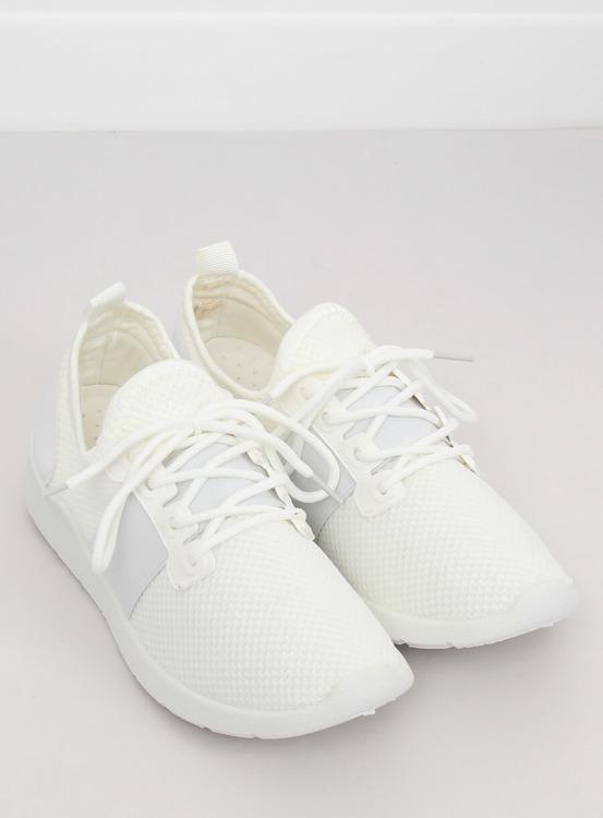 Buty sportowe białe 7771-Y WHITE