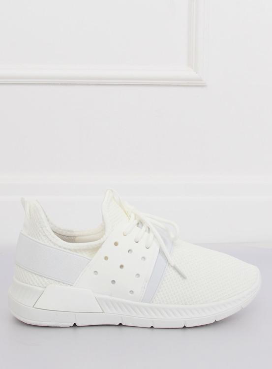 Buty sportowe białe 7781-Y WHITE