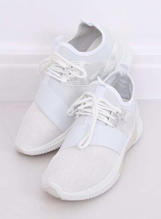 Buty sportowe białe 7925-SP WHITE