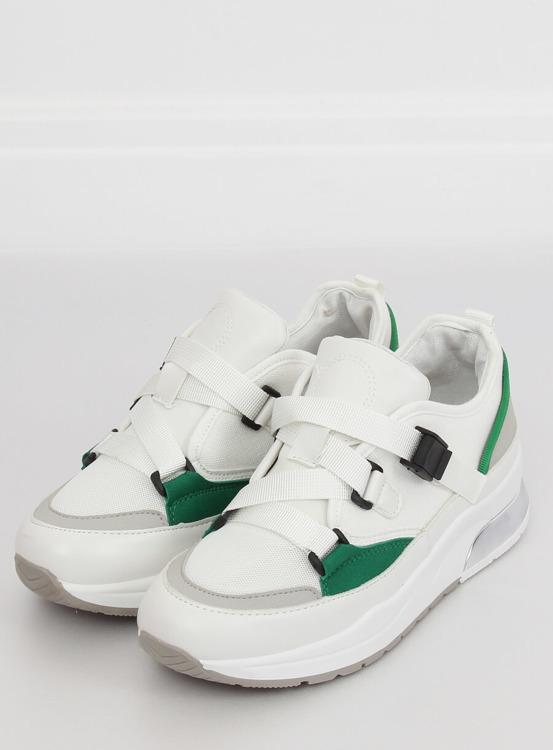 Buty sportowe białe 8801 WHITE