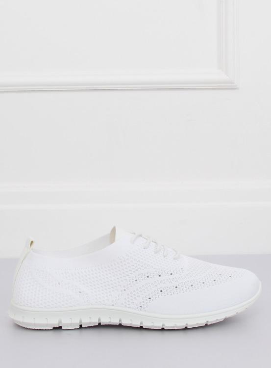 Buty sportowe białe BO-2 WHITE