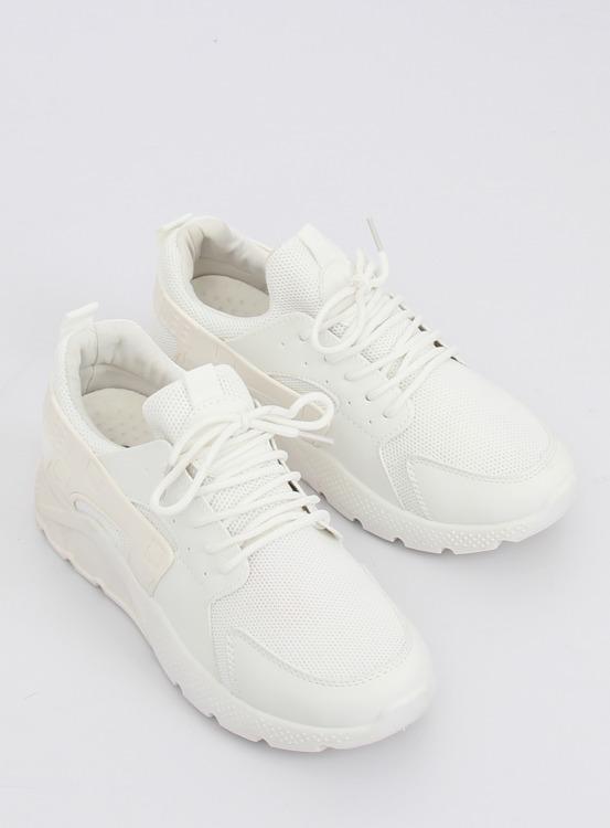 Buty sportowe białe LA18P WHITE