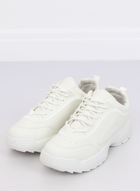 Buty sportowe białe LL1713 WHITE