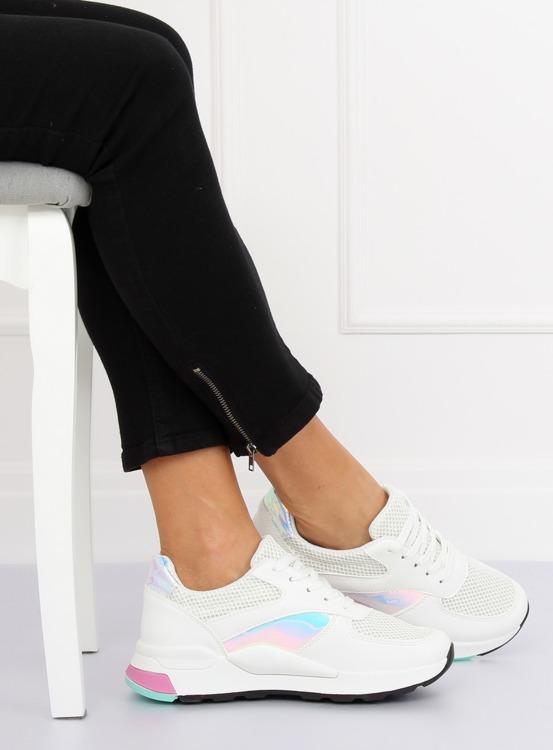 Buty sportowe białe LV73P WHITE