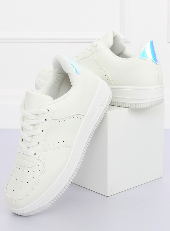 Buty sportowe białe LV75P WHITE