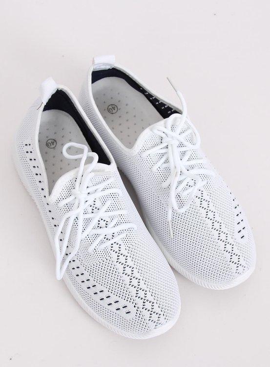 Buty sportowe białe MG1517 WHITE