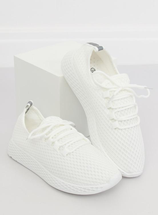 Buty sportowe białe NB283 ALLWHITE