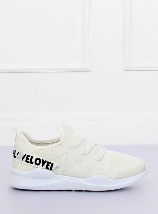 Buty sportowe białe R-392 WHITE