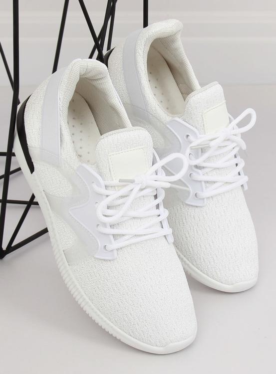 Buty sportowe białe X-9751 WHITE