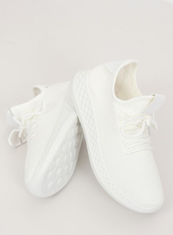 Buty sportowe białe XY-565 WHITE