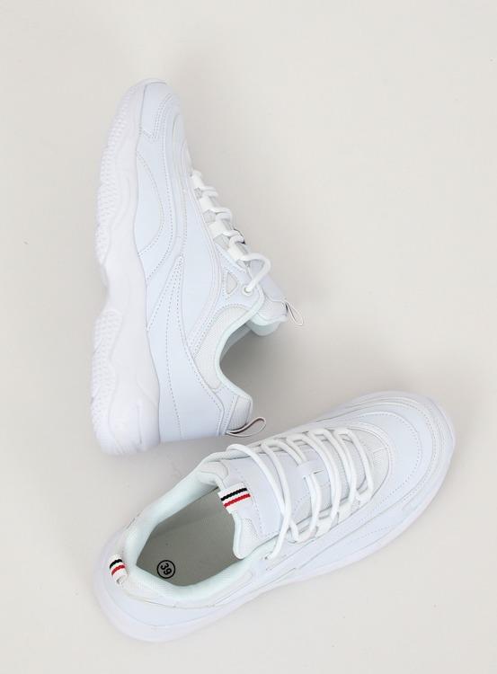 Buty sportowe białe YD05P-2 WHITE
