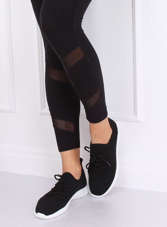 Buty sportowe czarne 7759-Y BLACK