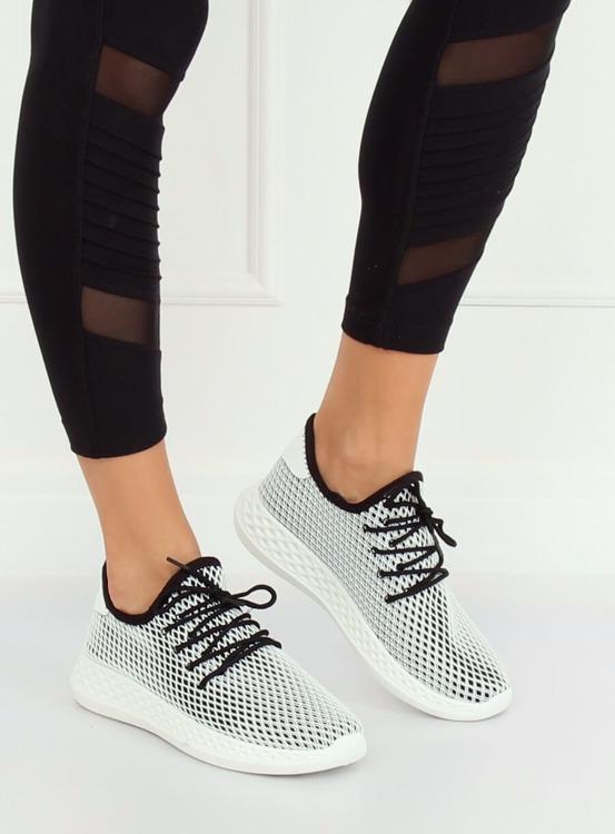 Buty sportowe czarne 7760-Y BLACK