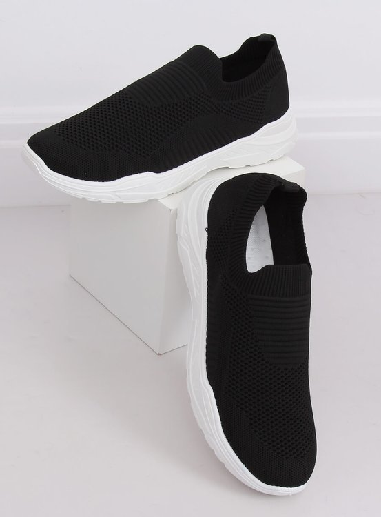 Buty sportowe czarne FZ13P BLACK