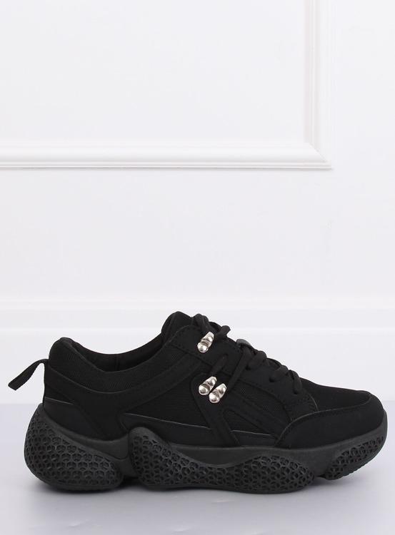 Buty sportowe czarne G-222 BLACK