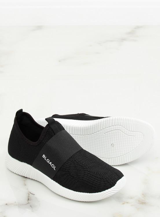 Buty sportowe czarne I-15 BLACK