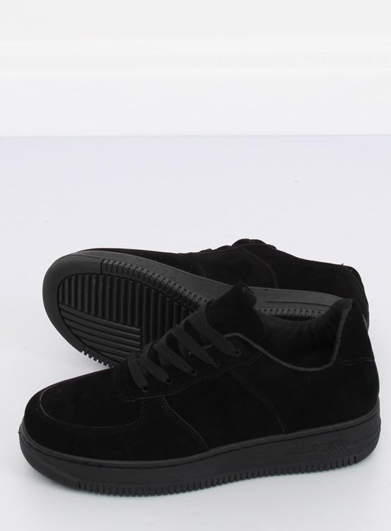 Buty sportowe czarne LV74P BLACK