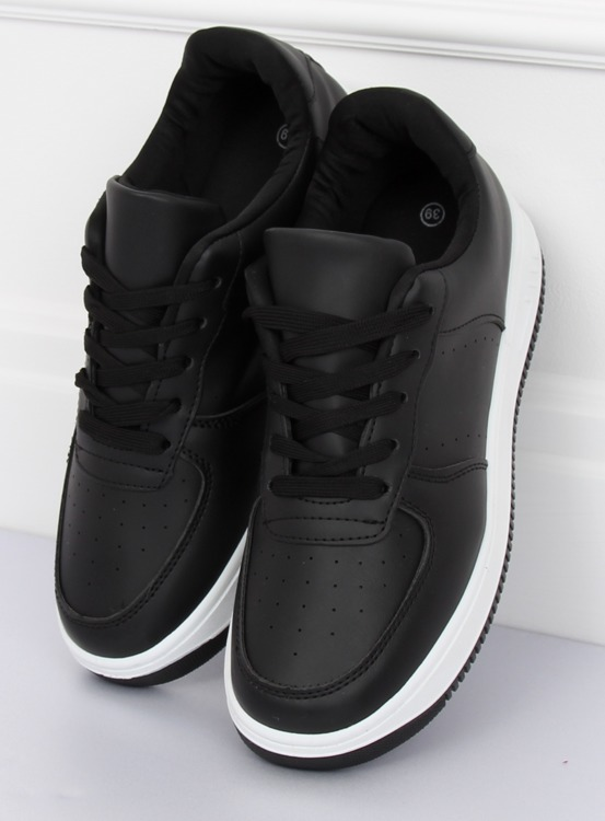 Buty sportowe czarne LV75P BLACK