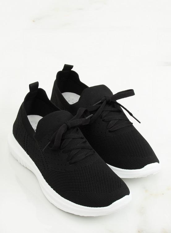 Buty sportowe czarne LX-9837 BLACK