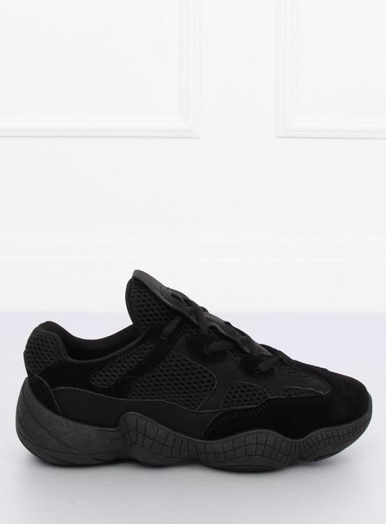 Buty sportowe czarne MS521 BLACK