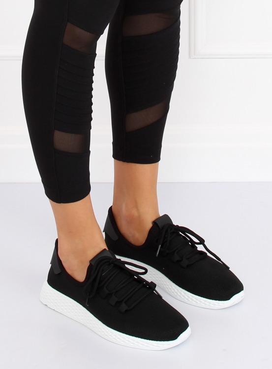 Buty sportowe czarne NB281 BLACK