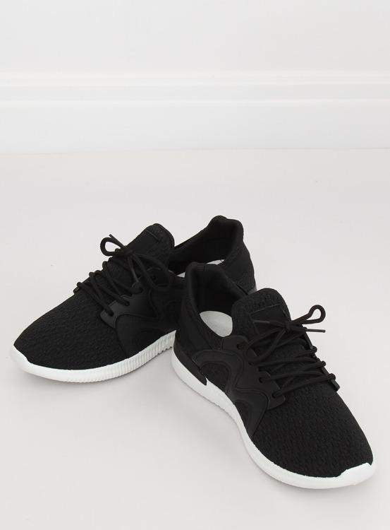 Buty sportowe czarne X-9751 BLACK