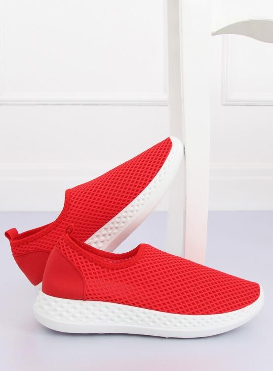 Buty sportowe czerwone NB270P RED