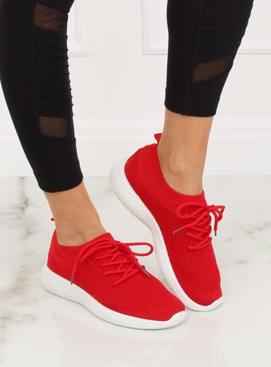 Buty sportowe czerwone X-9755 RED