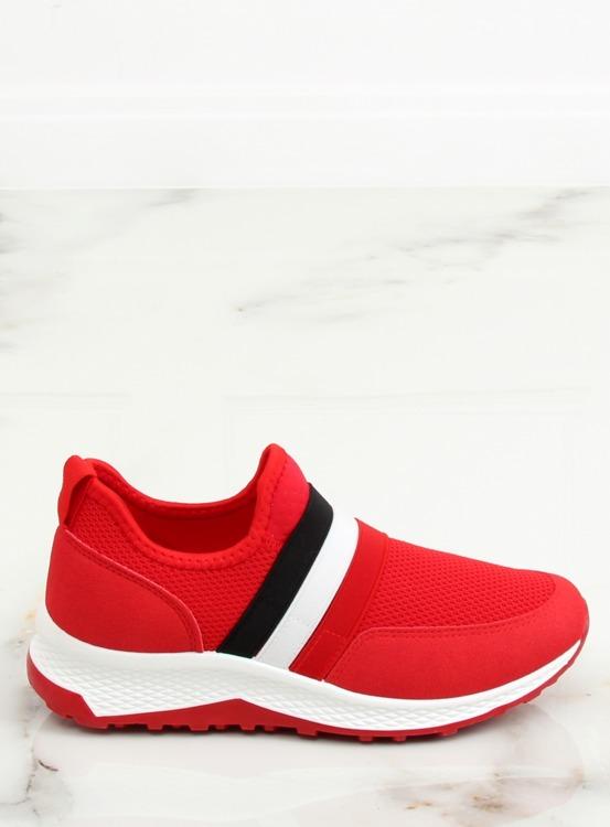 Buty sportowe czerwone X-9763 B.RED
