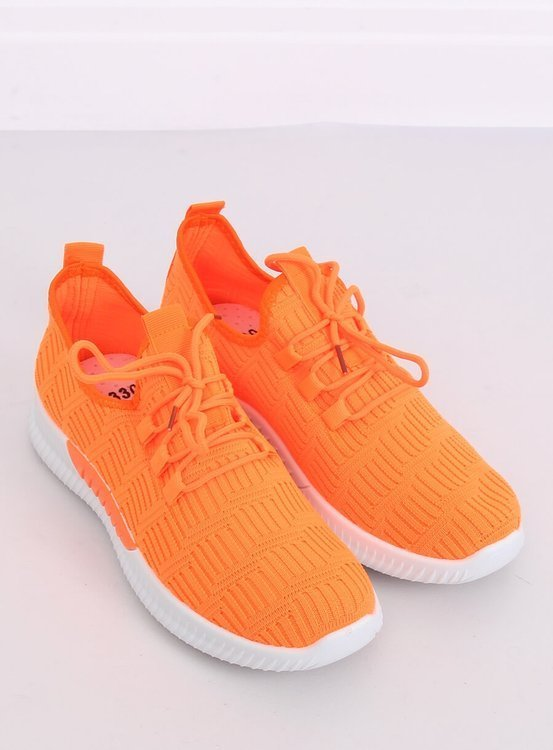Buty sportowe pomarańczowe G-330 ORANGE
