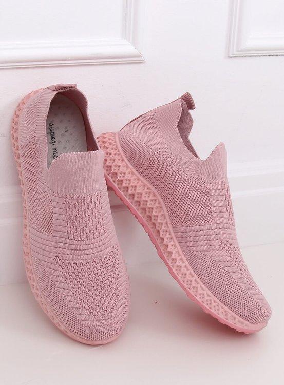 Buty sportowe różowe 4388 PINK