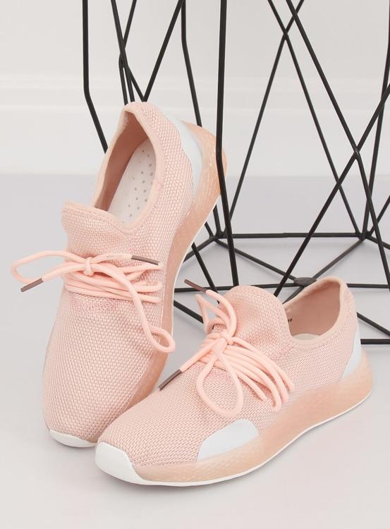 Buty sportowe różowe B-6851 PINK
