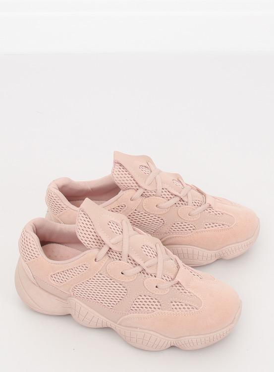 Buty sportowe różowe MS521 PINK