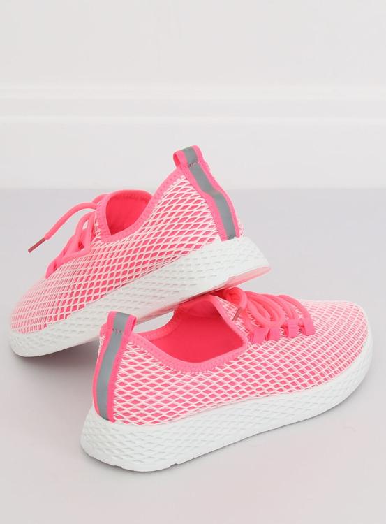 Buty sportowe różowe NB283 FLUORESCENCE PEACH RED