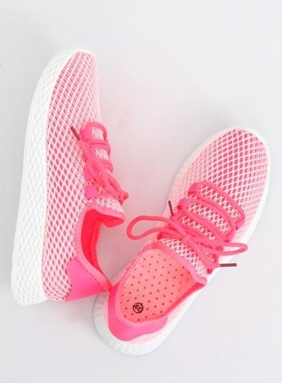 Buty sportowe różowe NB283P-ST PEACH RED