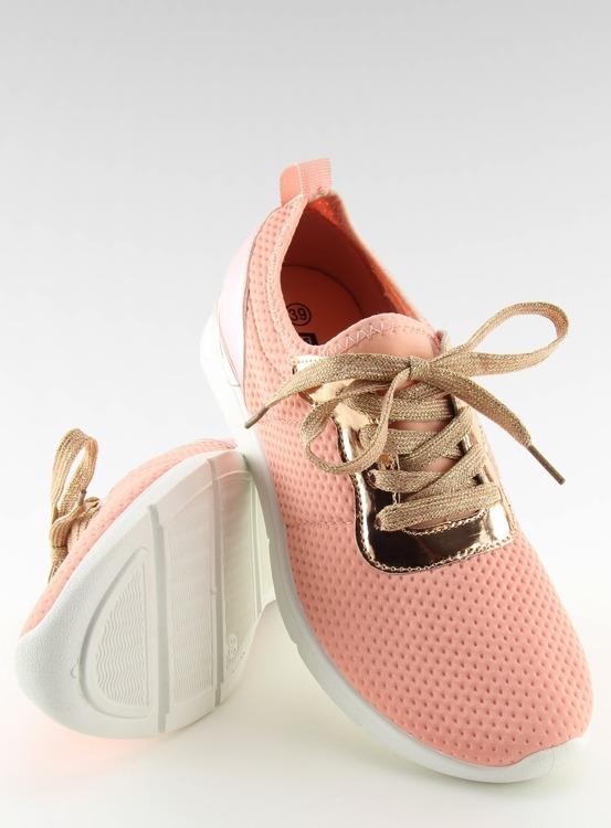 Buty sportowe różowe T511 Champagne