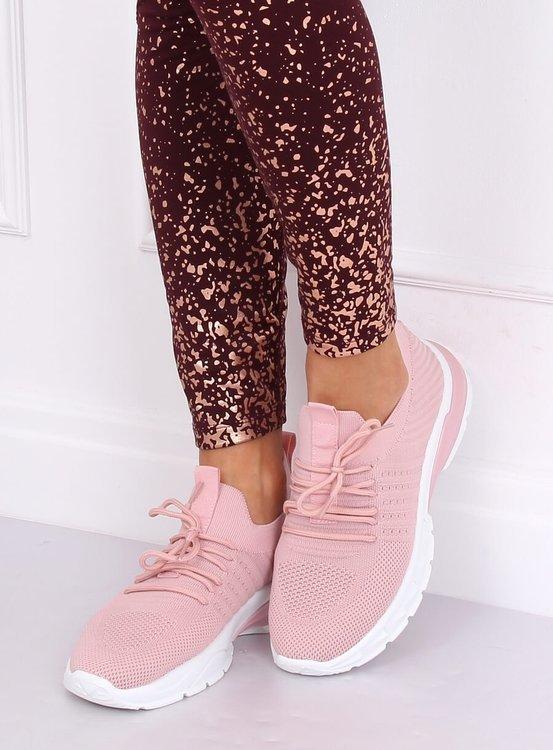 Buty sportowe różowe ZH-6 PINK
