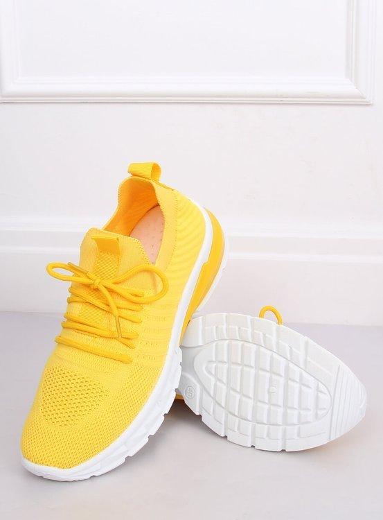 Buty sportowe żółte ZH-6 TURMERIC