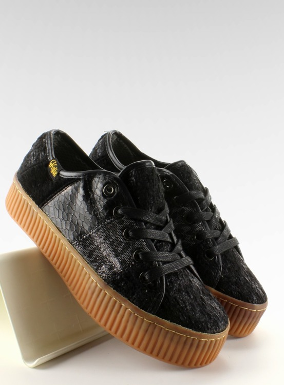 Creepers STRANGE SURFACES k1631003 NEGRO
