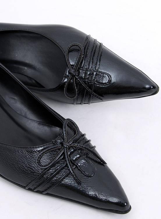 Czółenka eleganckie 3947-13 blanc