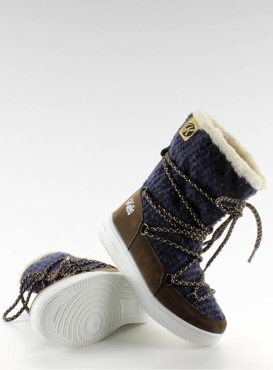 Dziecięce śniegowce eskimoski k1646102 Marino
