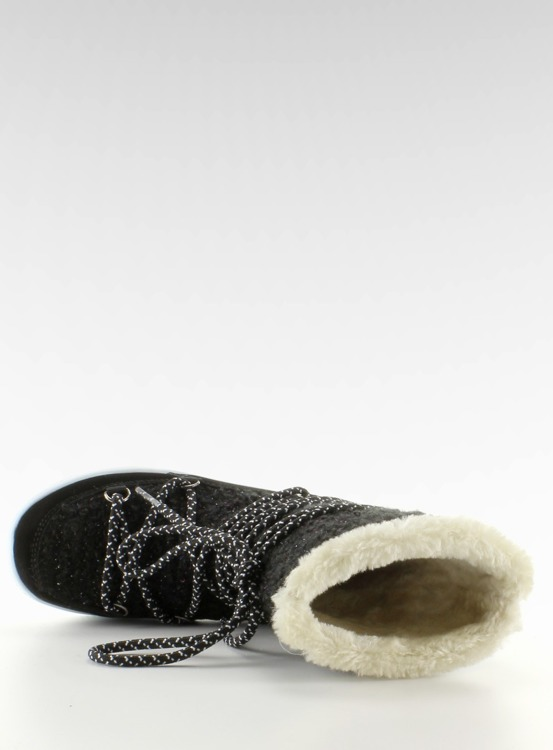 Dziecięce śniegowce eskimoski k1646102 Negro