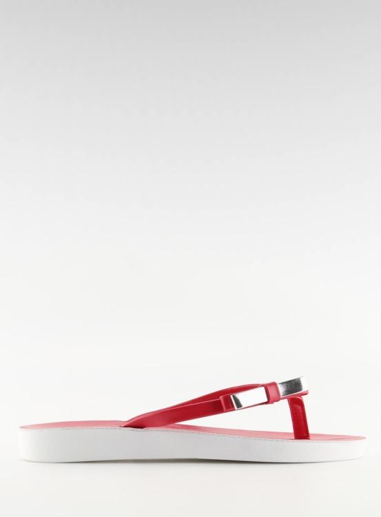 Klapki japonki czerwone NK15P RED