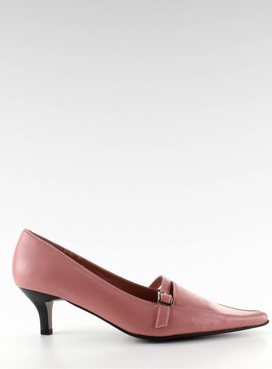 Pantofelki klasyczne H120-6 Pink