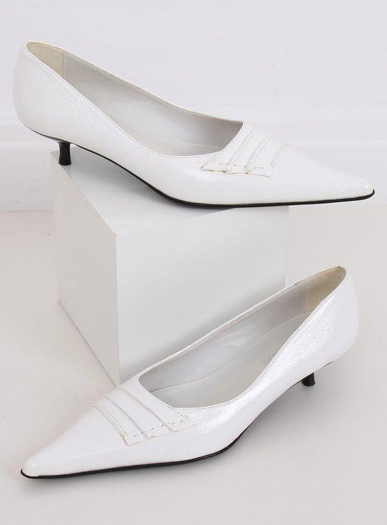 Pantofelki klasyczne H120-6 White
